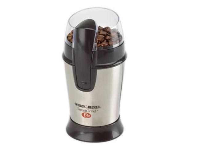 Black & Decker CBG1003 100ws Stainless Steel Coffee Grinder