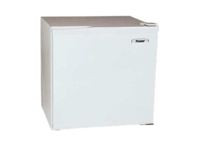 Haier 1.3 Cu. Ft. Upright Freezer White HUM013EA