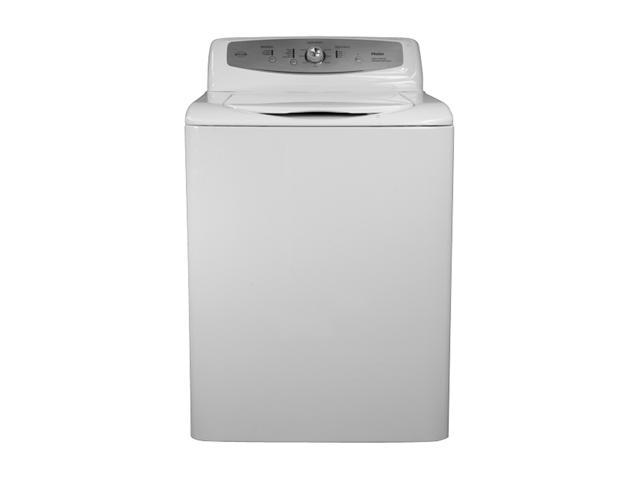 Haier RWT350AW White Top-Loading Super Capacity Washer