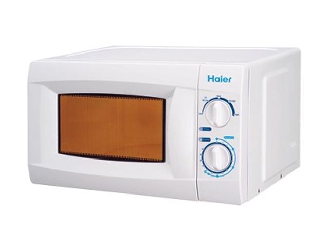 Haier 600 Watts Microwave Oven MWM6600RW White