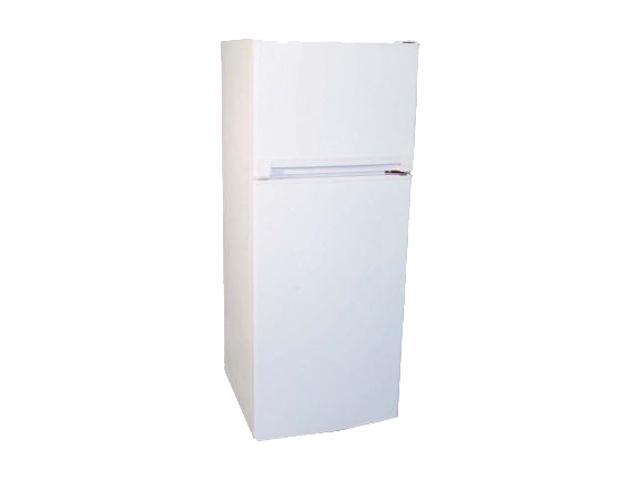 Haier 10.3 Cu. Ft. Refrigerator White HRF10WNDWW