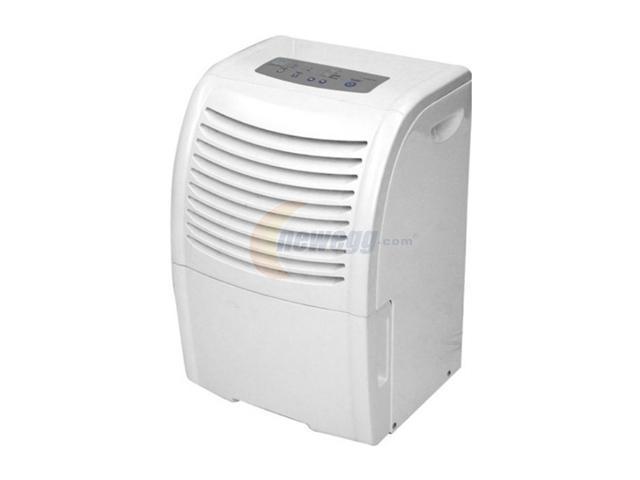 Haier HD656E 65 Pint Dehumidifier White