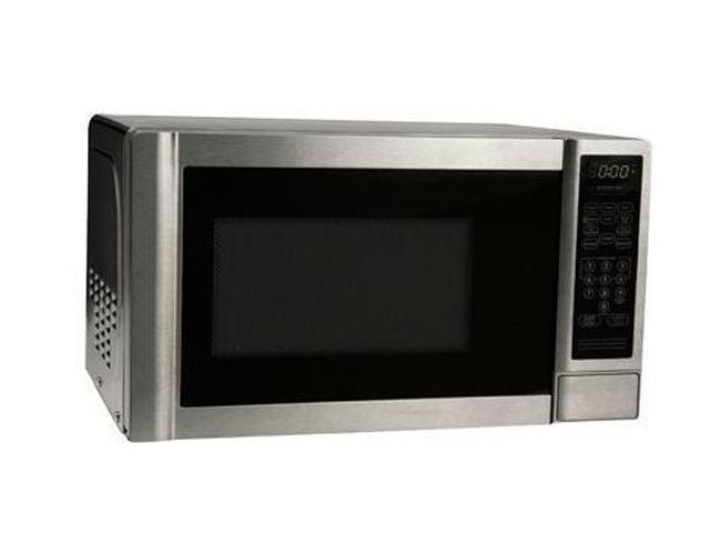 Haier 700 Watts Watt Microwave Touch 0 7 Cu Ft Stainles Mwm0701tssl Stainless Steel