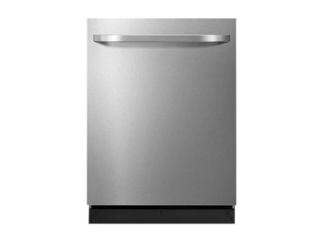 Haier DWL7075MSS Built-in Tall Tub Dishwasher Stainless Steel