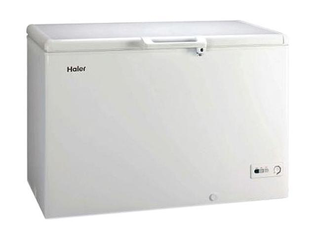 Haier 8.9 Cu. Ft. Full-size Chest Freezer White HF09CM10NW