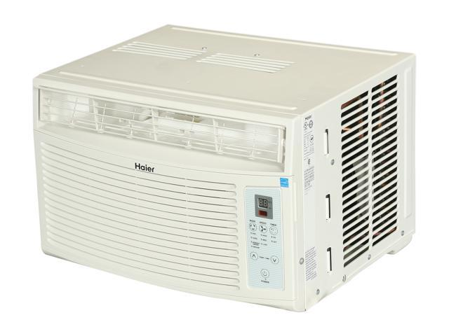 Haier ESA408K 8,000 Cooling Capacity (BTU) Window Air Conditioner with Remote Control