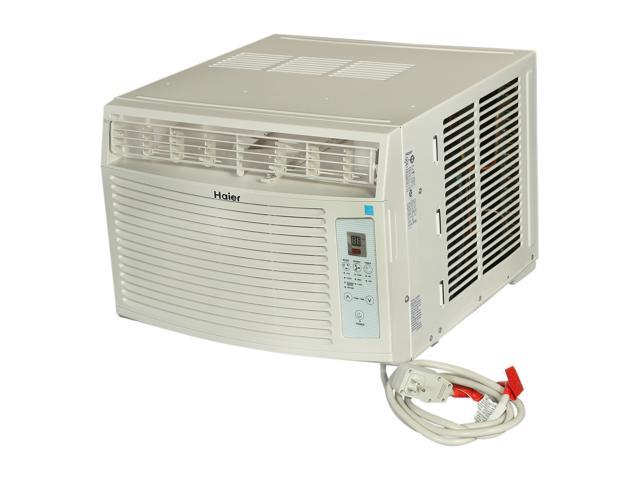 Haier ESA412K 12,000 Cooling Capacity (BTU) Window Air Conditioner with Remote Control