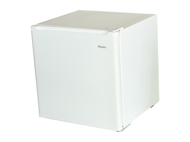 Haier 1.7 Cu. Ft. 1.7 Cu. Ft. Mini Refrigerator/Freezer White HCR17W