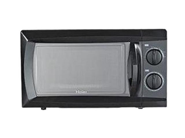 Haier 600 Watts 0.6cf Microwave HCM610BEBB Black