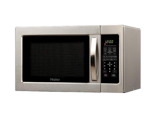 Haier 1 0cf Microwave Hmc1085sess Microwave Oven Newegg Com
