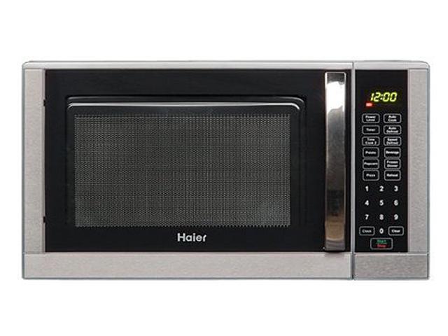 Haier 900 Watts 0.9cf Microwave HMC935SESS Stainless Steel