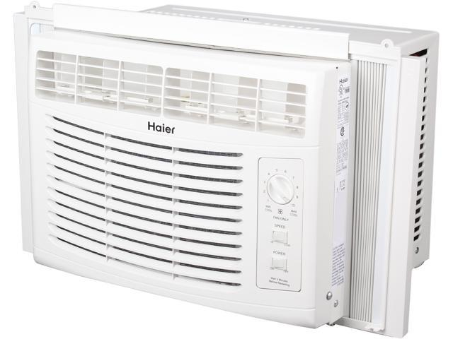 Haier HWF05XCL 5,000 Cooling Capacity (BTU) Window Air Conditioner