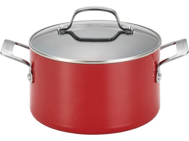 Circulon 14503 4.5-Quart Covered Dutch Oven