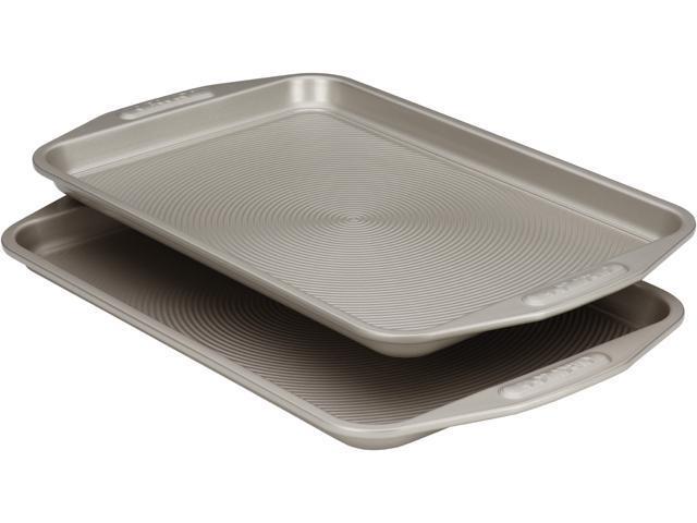 Circulon 57893 Nonstick Bakeware 2-Piece Bakeware Set, Gray