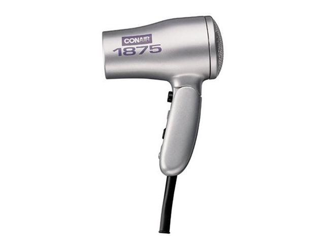 CONAIR 127LZ 1875 Watts Folding Handle Hair Dryer