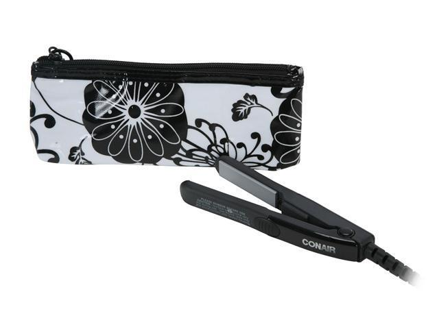 "CONAIR CS56 1/2"" Mini Ceramic Straightener"