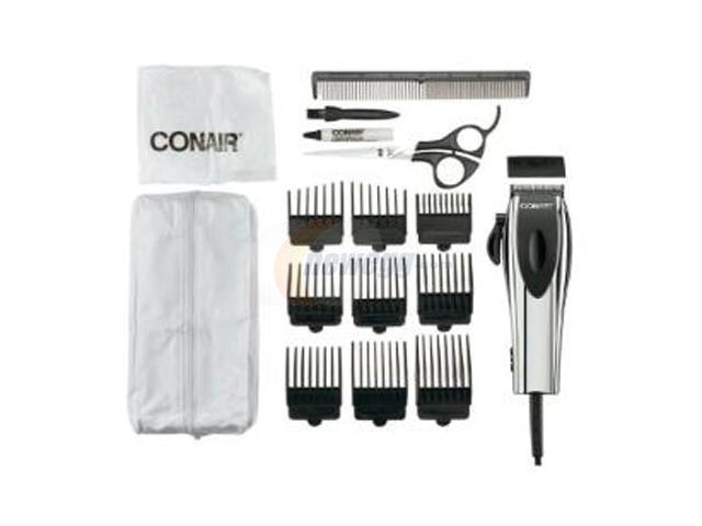 CONAIR HC245Z 17-Piece Ethnic Clipper Kit