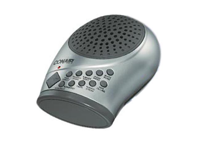 CONAIR SU12 Sound Therapy with Night Light