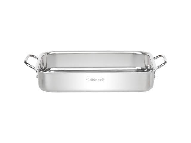 Cuisinart 7117-135 Chef's Classic Stainless 13-1/2-Inch Lasagna Pan