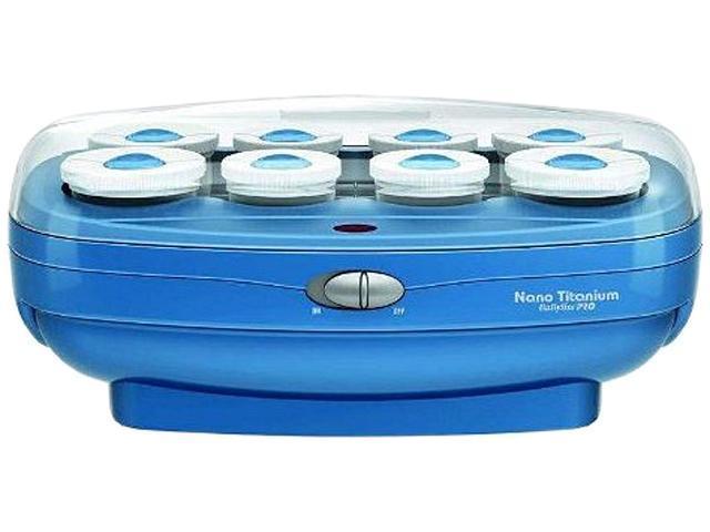 "CONAIR BABNTLHS8 Babyliss Pro Nano Titanium 8 Jumbo (2"") & (1 3/4"") Roller Hairsetter"