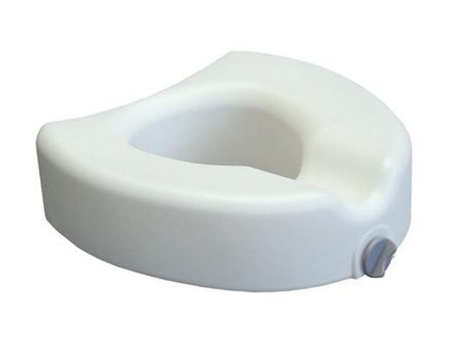 LUMISCOPE 6486R Locking Raised Toilet Seat Bath Scale