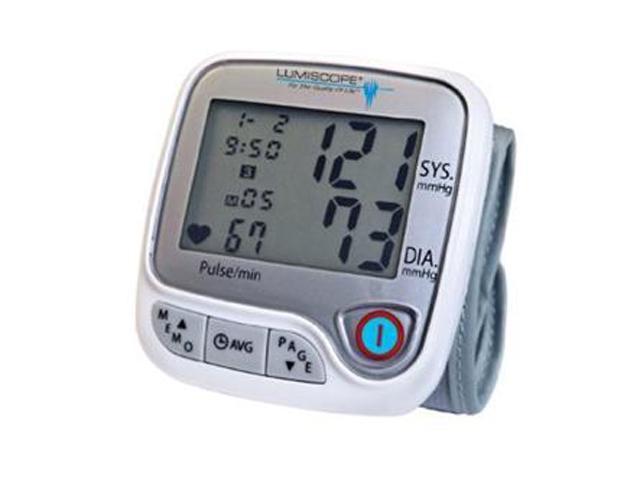 LUMISCOPE 1147 Advanced Wrist Blood Pressure Monitor