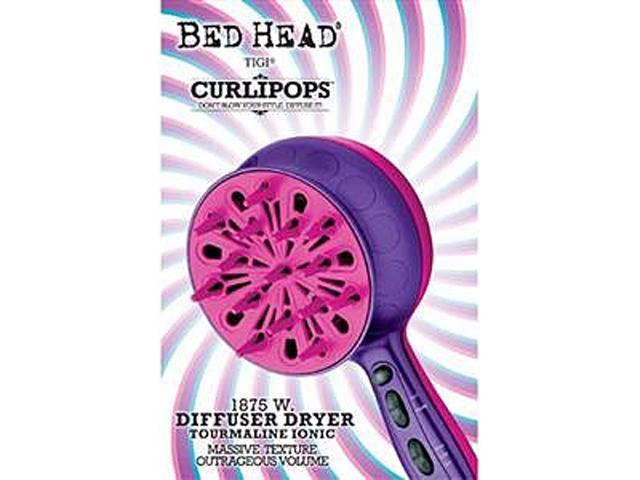Bed Head BH420 CurliPops Diffuser Dryer