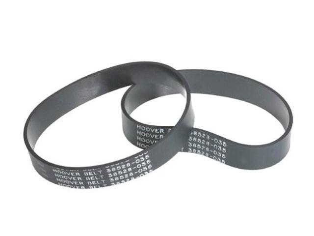 HOOVER 40201170 2 Pack Upright Vacuum Cleaner Belts