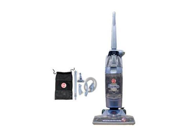 HOOVER FH40030 FloorMate Widepath Hard Floor Cleaner with SpinScrub & tools Blue