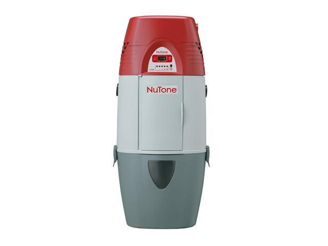 NuTone VX550C Central Vacuum Systems Power Units