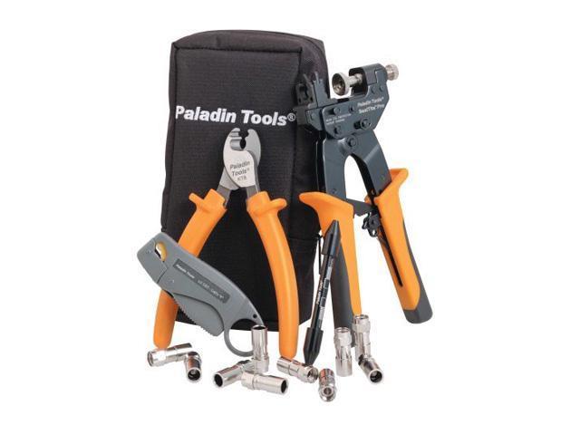 Paladin Tools 4910 SealTite Pro CATV Crimp Kit