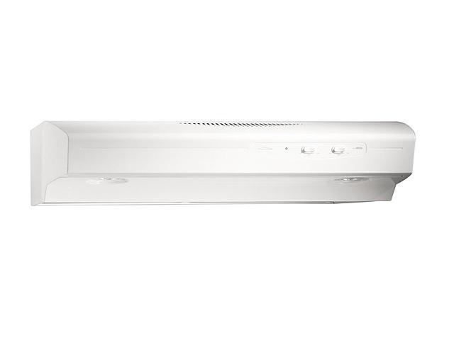 "BROAN 30"" Under Cabinet Hoods QS1 Series (Allure I) Range Hood QS130WW White"