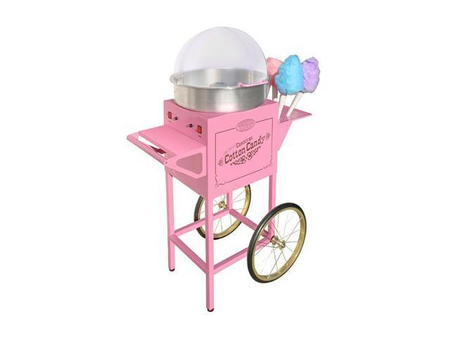 NOSTALGIA ELECTRICS CCM-600 Large Cotton Candy Machine