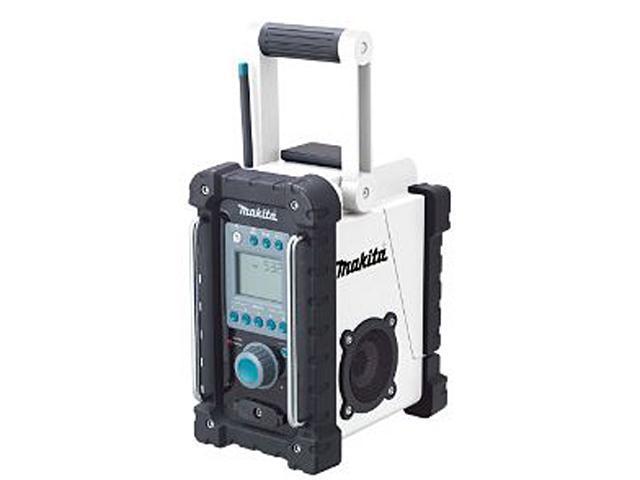 Makita BMR100W Job Site Radio - White