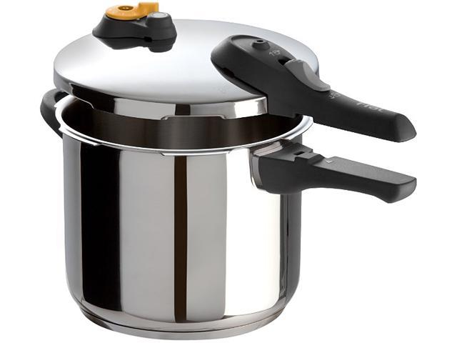 Ultimate Series 6.3qt Stainless Steel Pressure Cooker