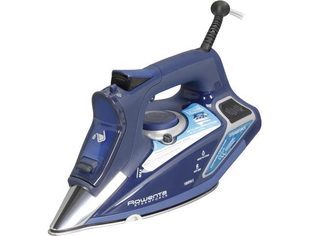 Rowenta DW9280 Steamforce Iron Blue - Newegg.com