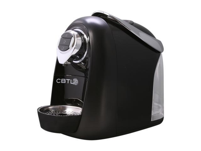Coffee Bean & Tea Leaf Kaldi S04 Black Black Single Serve Coffee Maker