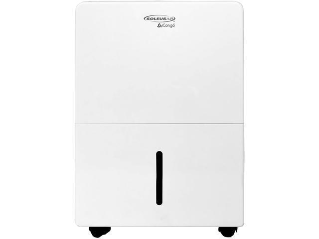 Soleus Air DS1-30-01 30 Pt. Portable Dehumidifier