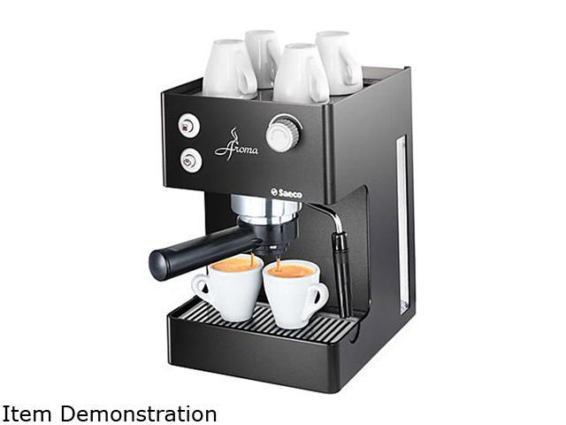 Saeco RI9373/47 Aroma Traditional Espresso Machine Black
