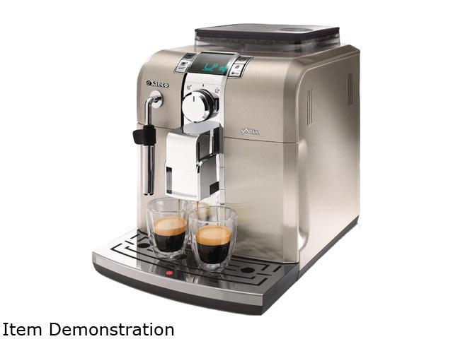 Philips Saeco HD8837/47 Automatic espresso machine, Syntia Stainless steel