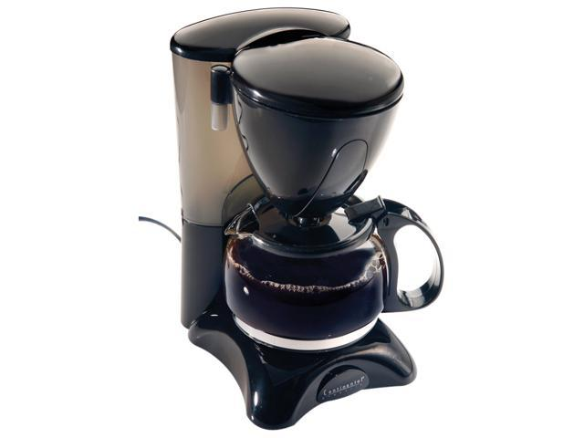 Continental Electric Coffee Maker How To Use : Continental Electric CE23589 Black 4-Cup Coffee Maker - Newegg.com