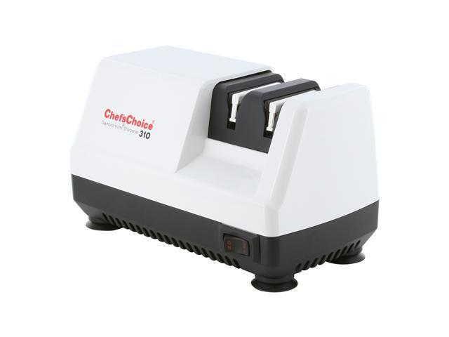Chefs Choice 310 Multi-Stage Compact Knife Sharpener - White