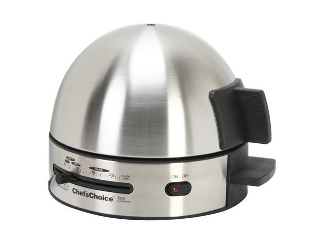 Chefs Choice 810 Stainless Steel International Gourmet Egg Cooker - Stainless Steel