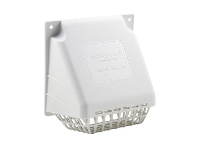 Deflect O Hs4w 18 Supurr Vent Replacement Vent Hood White