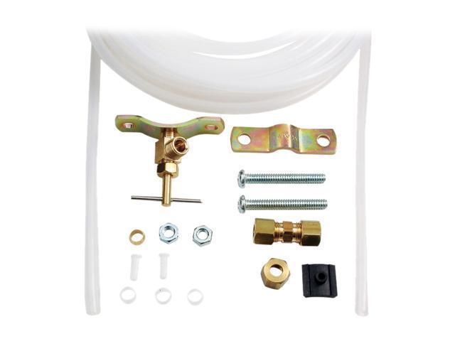 Petra Ice Maker Hook-Up Kits (25-ft Kit With Plastic Tube) PUK25SPB