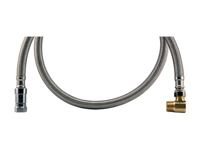 "Petra CLF0392263 CALFLEX FloodSafe Dishwasher Connector (3/8"" x 3/8""&#59; 60"")"