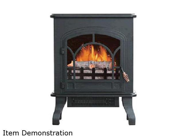 "WORLD MARKETING 23"" Bristol Freestanding Electric Stove in Black - ES4011"