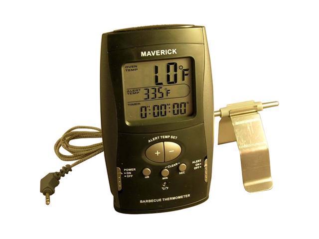 Maverick OT-3BBQ Digital BBQ Thermometer Black