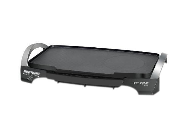 George Foreman GR0215G Hot Zone Griddle