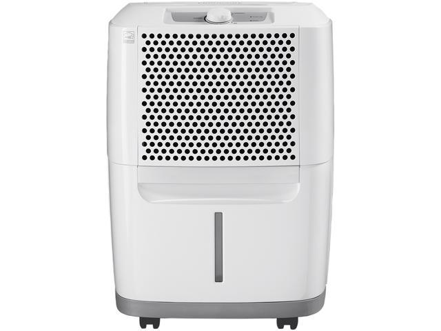 Frigidaire FAD301NWD 30-Pint Dehumidifier, White